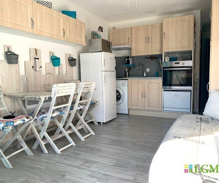 Appartement, 22,18 m² Nous …