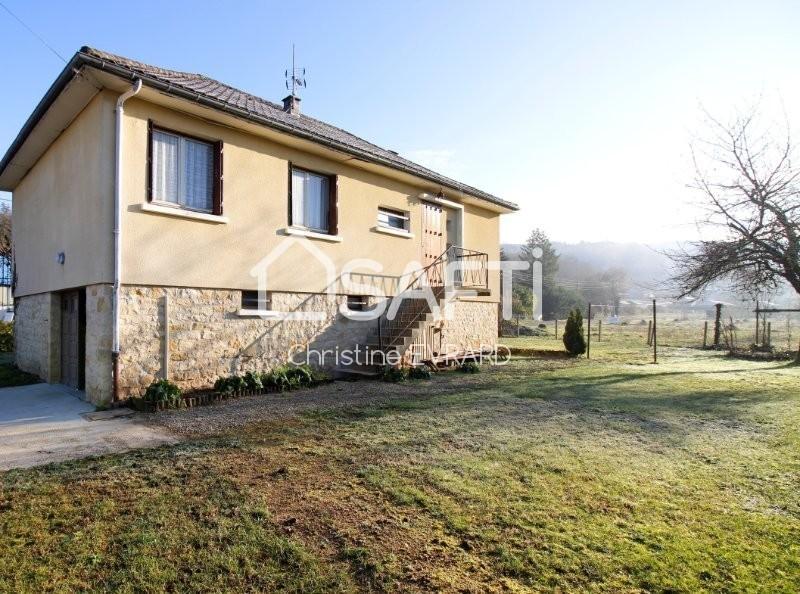 Maison, 100 m² Les A…