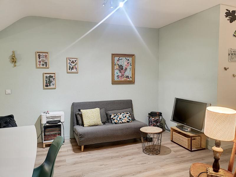 Appartement, 37 m² L'age…