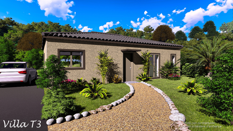 Maison, 83 m² 20221…