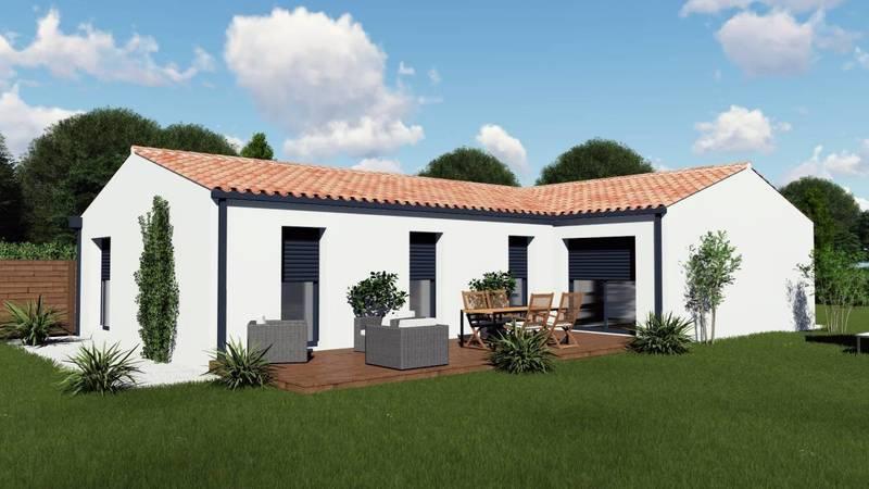 Maison, 110 m² Le No…