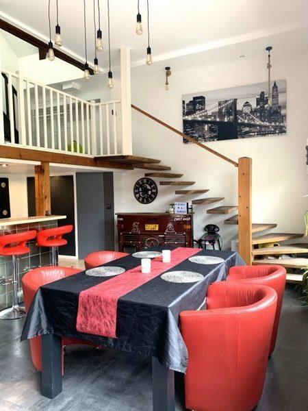 Appartement, 113 m² Laiss…