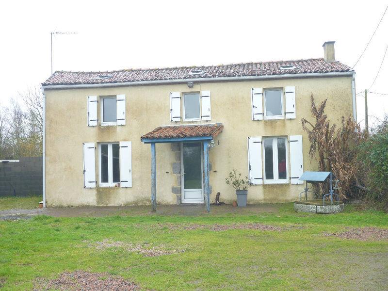 Maison, 92 m² 79250…