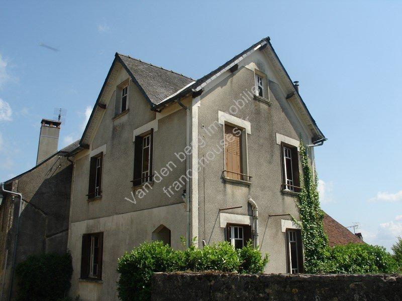 Maison, 85 m² Au co…