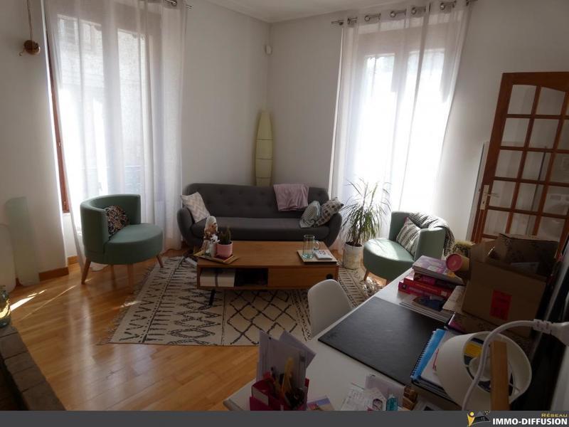 Appartement, 38 m² Fiche…