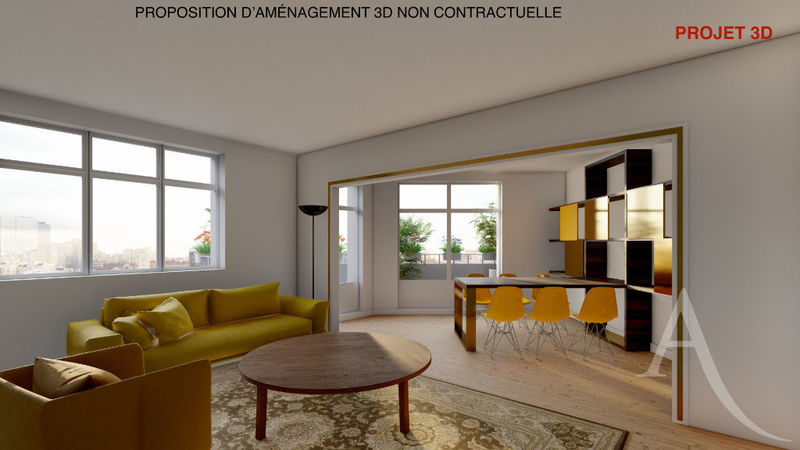 Appartement, 80,81 m² SOLID…