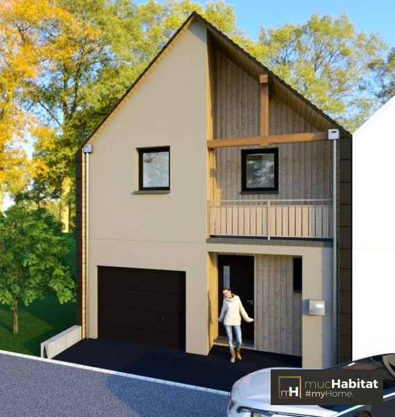 Maison, 95 m² Maiso…