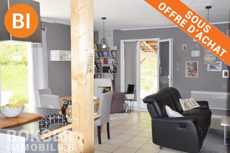 Maison, 80 m² BOKSE…