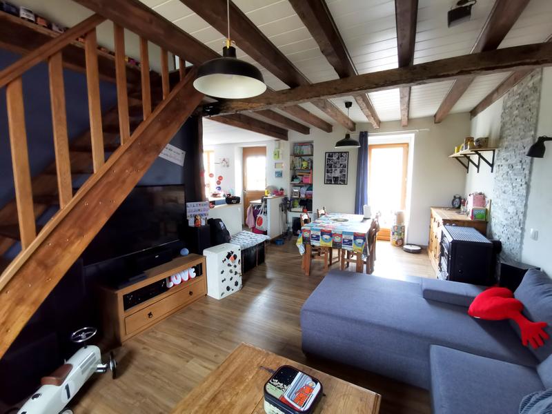 Maison, 80 m² Stéph…