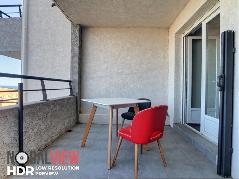 Appartement, 49 m² A deu…