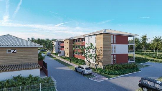 Appartement, 46 m² La re…
