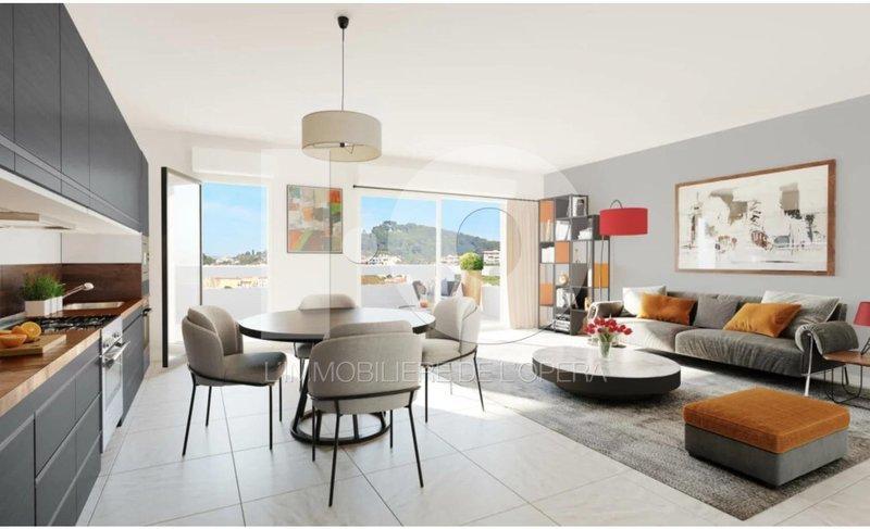Appartement, 79,28 m² LE CA…