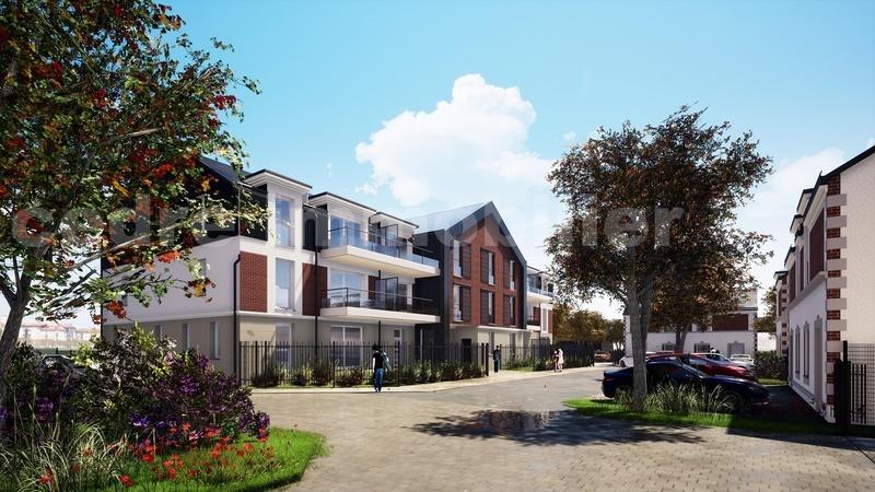 Appartement, 45,81 m² Saint…