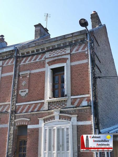 Maison, 90 m² Amien…