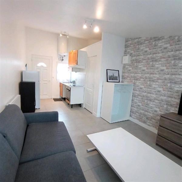 Appartement, 21 m² Locat…