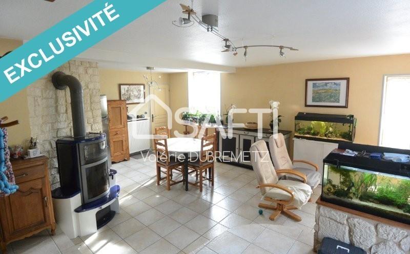Maison, 128 m² MONTB…