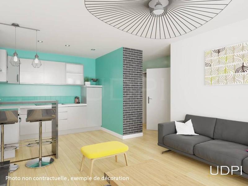 Appartement, 45,62 m² -----…