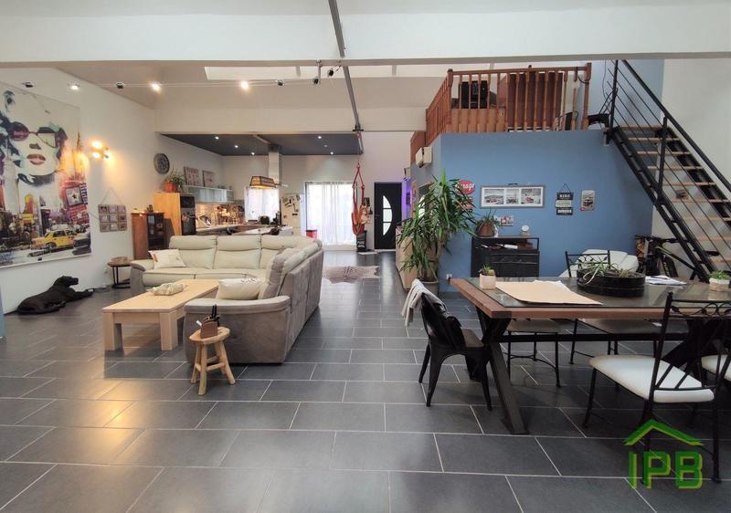 Appartement, 164,3 m² LOFT …