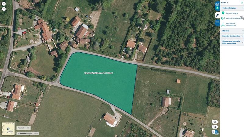 Terrain, 7 398 m² Saint…