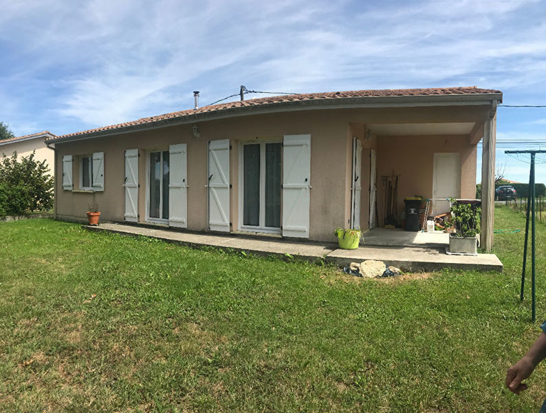 Maison, 80 m² 15 mn…