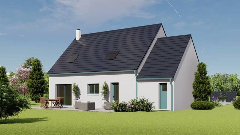 Maison, 124 m² Le No…