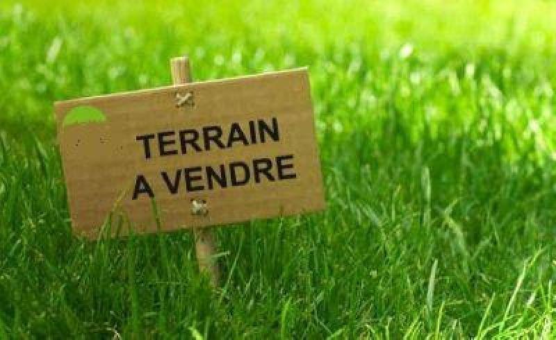 Terrain, 1 000 m² Au co…