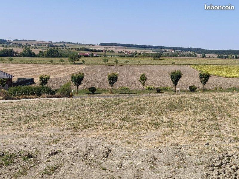 Terrain, 1 000 m² Situé…