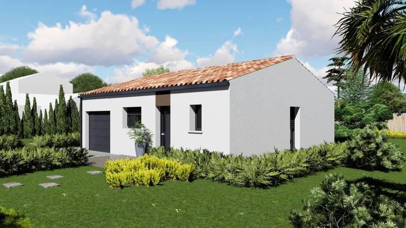 Maison, 65 m² Le No…
