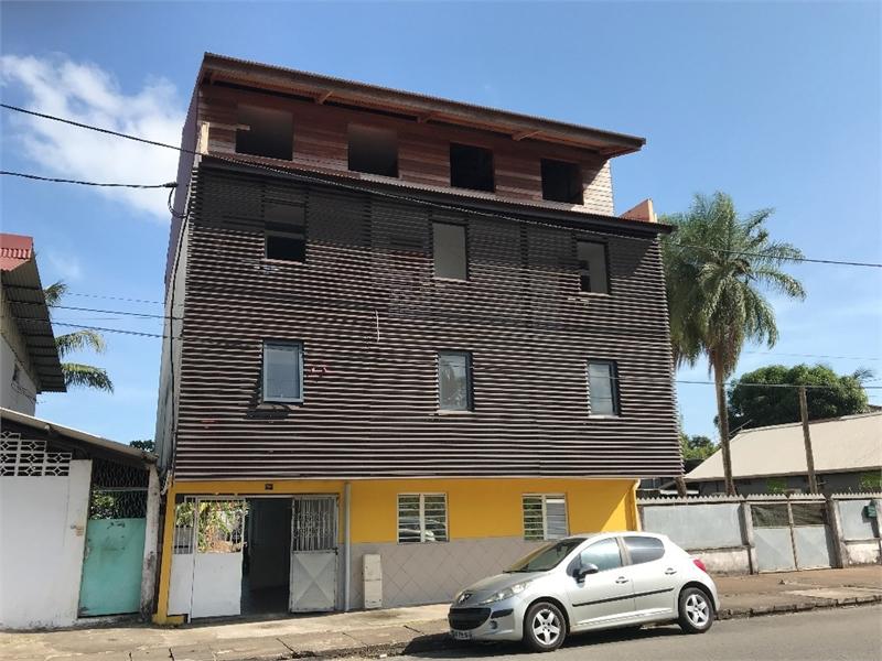 Immeuble, 350 m² Cayen…