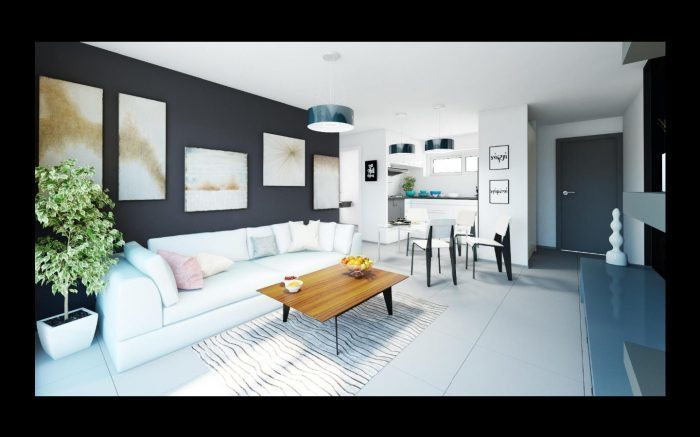 Appartement, 47 m² CORSE…