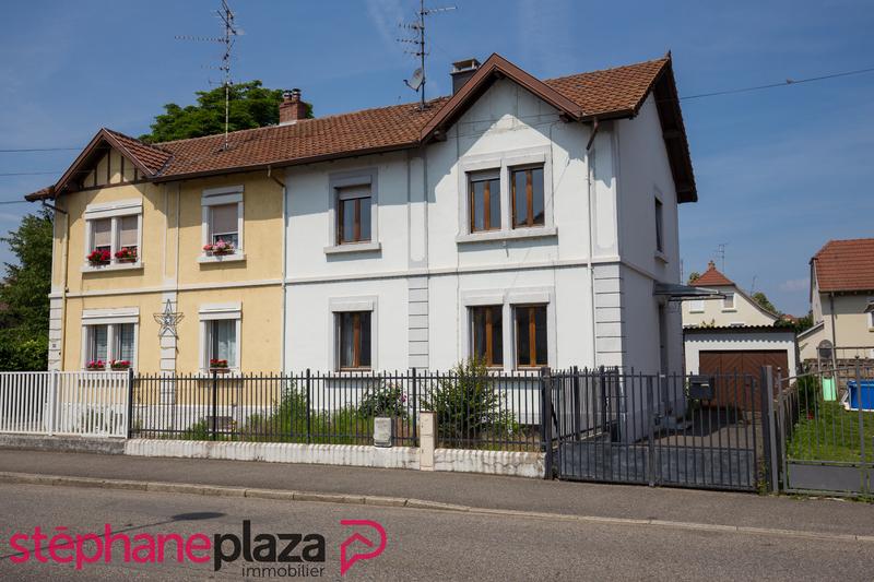 Maison, 113 m² MULHO…