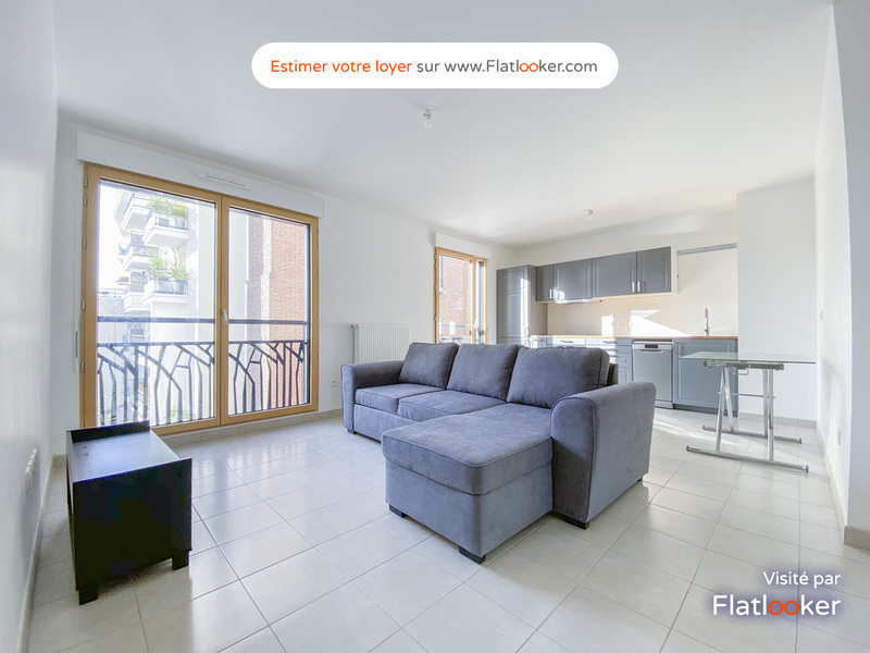 Appartement, 65 m² Flatl…