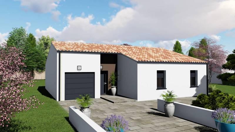 Maison, 103 m² Le No…