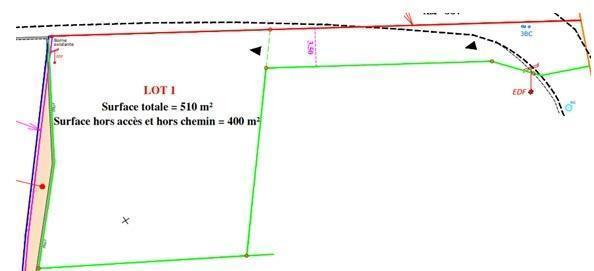 Terrain, 510 m² A VEN…