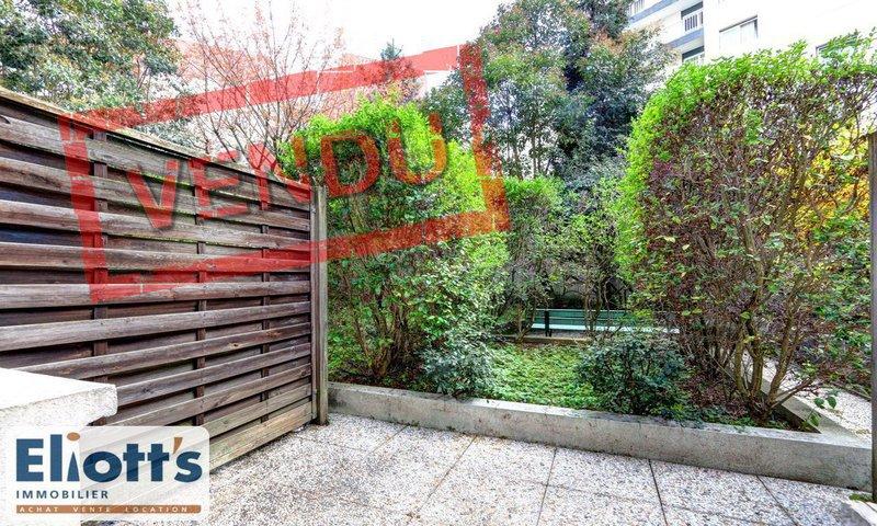 Comble Paris Terrasse Jardin - Immojojo