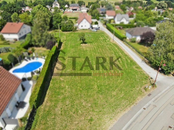 Terrain, 1 511 m² STARK…
