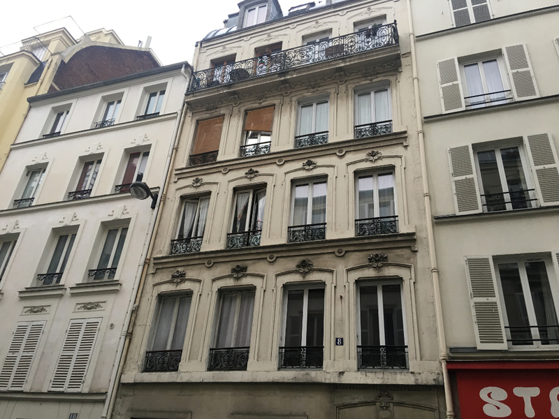 Appartement, 14,3 m² Rue L…