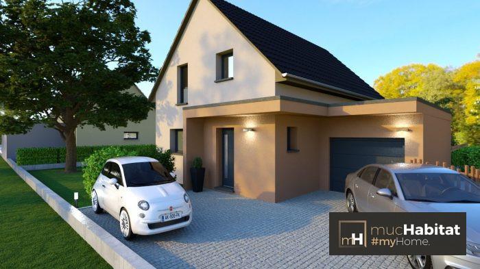 Maison, 90 m² OFFRE…