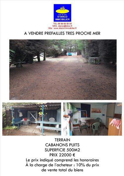 Terrain, 500 m² À ven…
