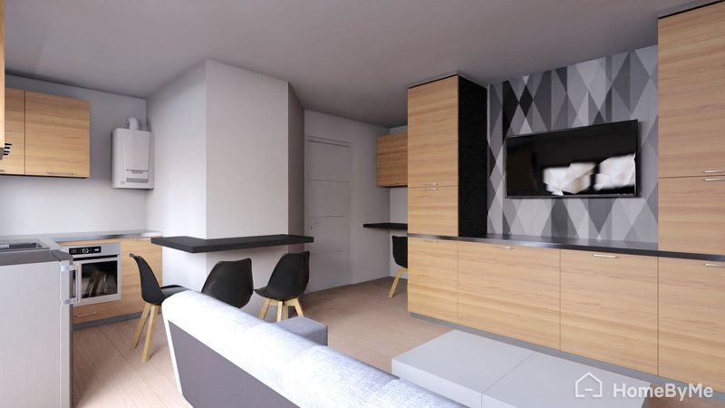 Appartement, 33 m² A Ven…