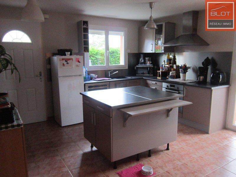 Maison, 92,6 m² Les A…
