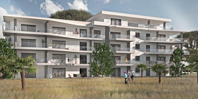 Appartement, 38,13 m² T1 su…