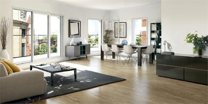 Appartement, 97 m² Décou…