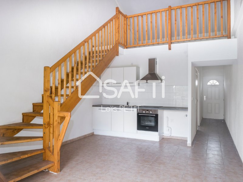 Appartement, 55 m² Cet a…