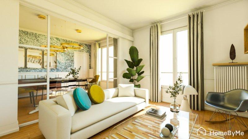 Appartement, 89 m² Dans …