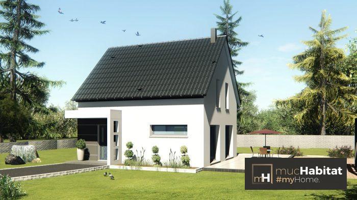 Maison, 90 m² Terra…