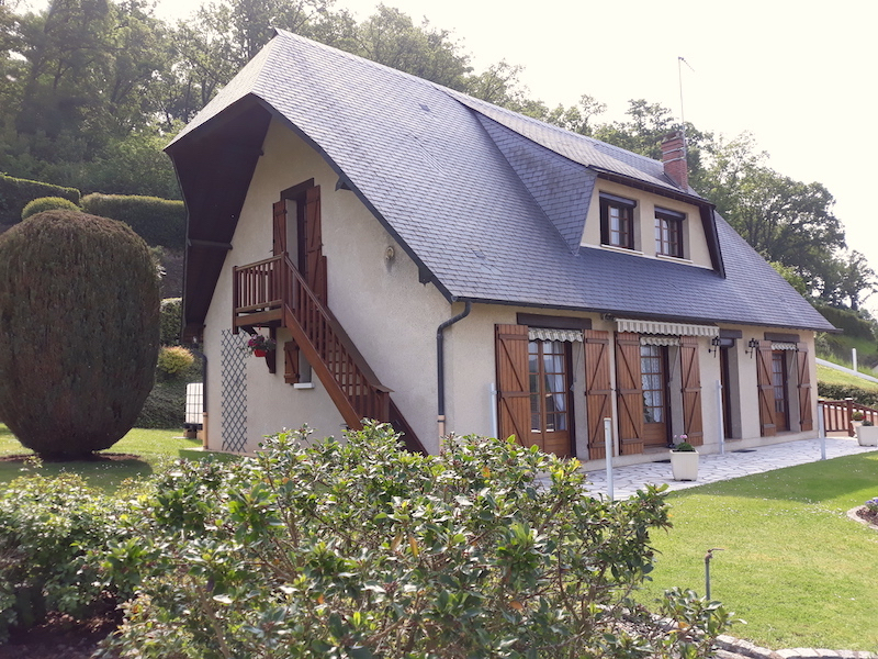 Maison, 126 m² - 10m…