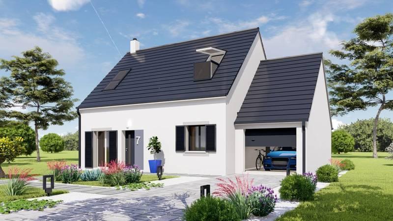Maison, 105 m² Le No…