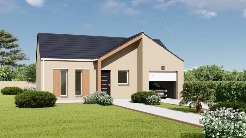 Maison, 83 m² Le No…