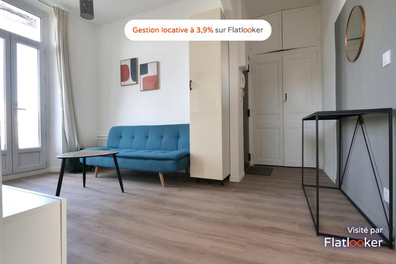 Appartement, 55 m² Flatl…